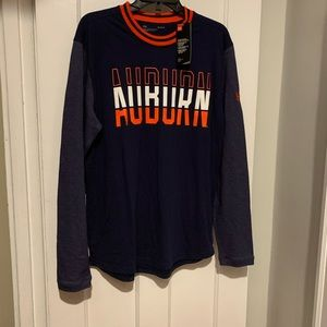 Under Armour Auburn long sleeve tee!!